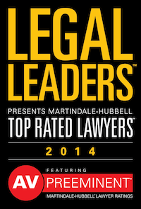 Martindale-Hubbell - Legal Leaders